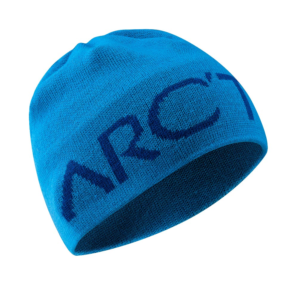 Arcteryx Squid Ink word Head Toque