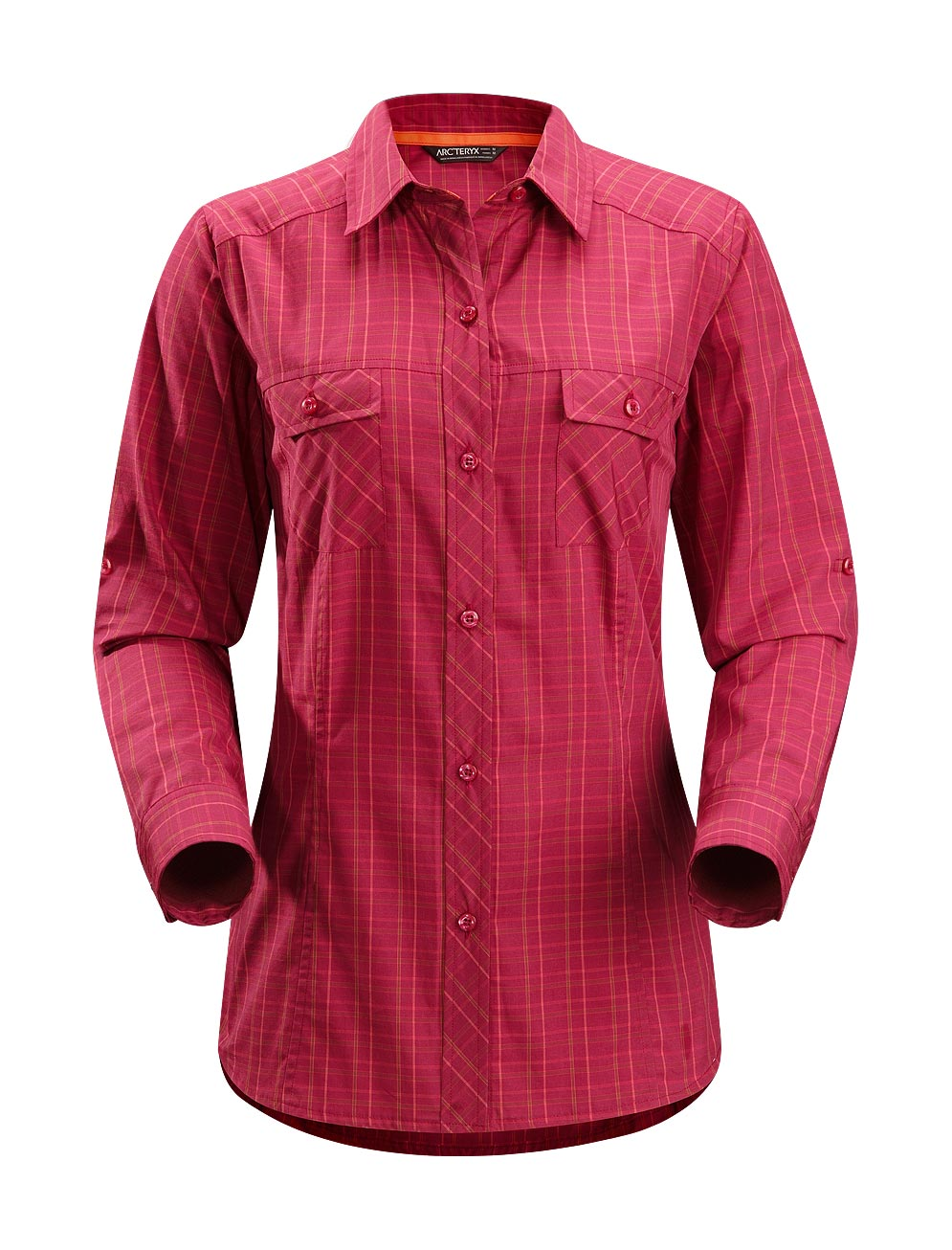 Arcteryx Cassis Rose Melodie Shirt LS - New